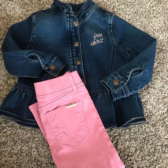 dfd2e8518ba Hudson Jeans Matching Sets | Hudson For Kids 3t Outfit | Poshmark